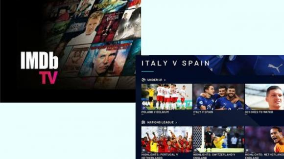 Amanti del cinema e del calcio? Presto a disposizione le piattaforme streaming IMDb TV e UEFA.tv