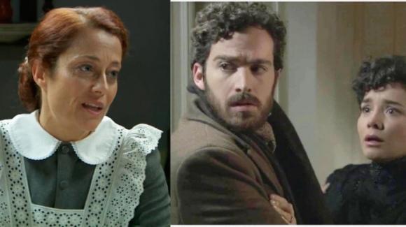 """""""Una Vita"""" anticipazioni puntata 19 giugno: Blanca sulle tracce di Moises"""