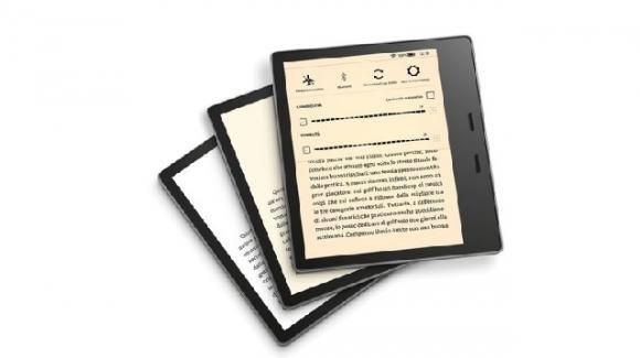 Kindle Oasis 2019: ufficiale il nuovo e-book reader premium targato Amazon