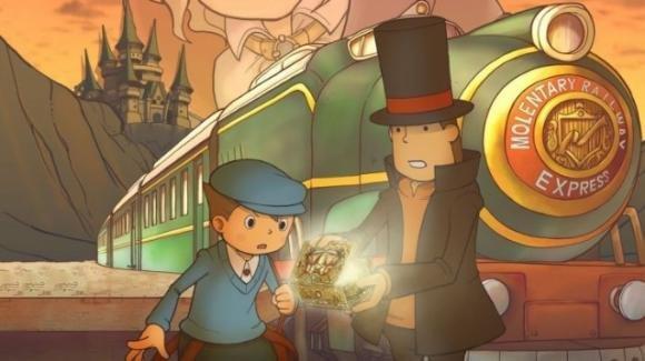 Il Professor Layton e lo Scrigno di Pandora HD: enigmi e avventure grafiche a gogò anche su Android e iOS