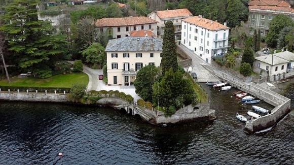 La Famiglia Obama Ospite Di George Clooney Nella Villa Sul Lago Di Como