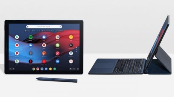 Google: addio per sempre ai tablet, si produrranno solo computer portatili