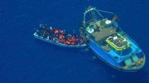 In un video il nuovo sistema degli scafisti per trasportare clandestini in Italia