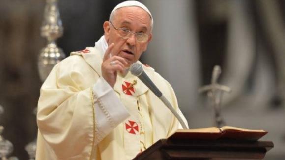"""Papa Francesco: """"Il popolo di Dio è fatto per le benedizioni, non per le lamentazioni"""""""