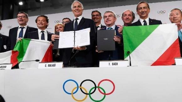 Olimpiadi 2026, grande vittoria per l'accoppiata Milano-Cortina