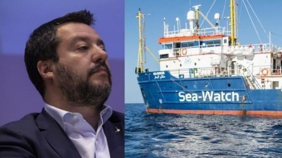 La Corte Europea respinge il ricorso della Sea Watch. Esulta Salvini