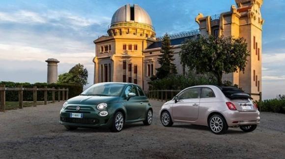 """Fiat 500: arrivano le serie speciali """"Star"""" e """"Rockstar"""""""