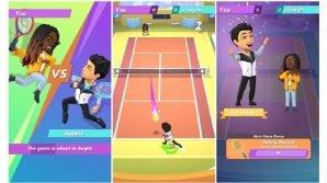 Snapchat permette di sfidare gli amici di chat a Bitmoji Tennis: ecco di cosa si tratta