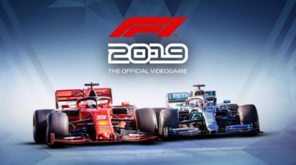 """""""F1 2019"""": gran premi, monoposto e circuiti al massimo livello con Codemasters"""