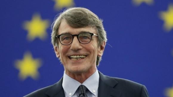 Parlamento Ue: Sassoli eletto presidente
