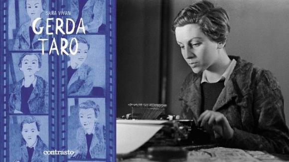La storia di Gerda Taro in una graphic novel