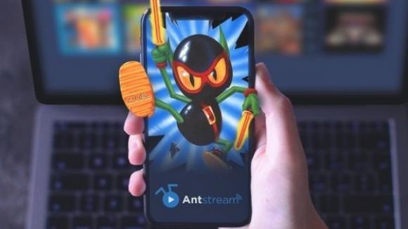 Antstream: anche il gaming via streaming cede al fascino del retrogaming