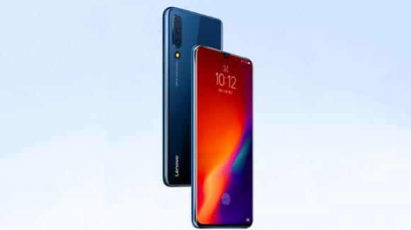 Lenovo Z6: presentato il cameraphone di fascia media con super display per il cinema ed il gaming