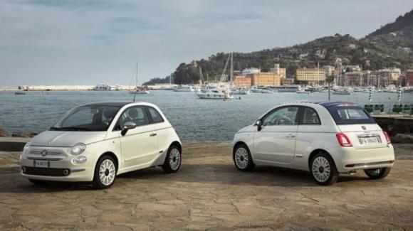 """Fiat 500 festeggia 62 anni lanciando la nuova serie """"Dolcevita"""""""