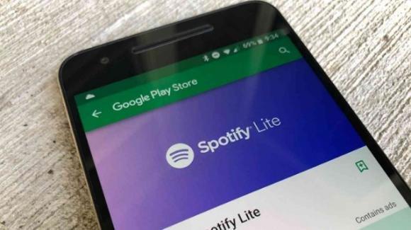 Spotify Lite: rilasciata in versione stabile, con diverse rinunce e qualche pregio