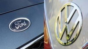 In arrivo un accordo tra Ford e Volkswagen per le auto elettriche