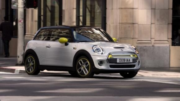 Mini Cooper SE: ecco come sarà la prima elettrica del marchio inglese