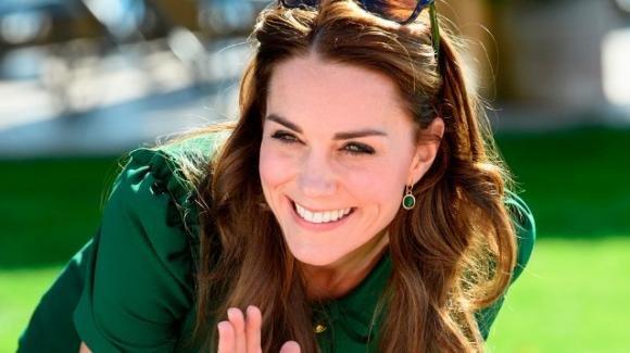 Kate Middleton in vacanza con George, Louis e Charlotte ma senza William