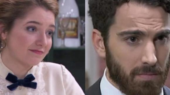 Una Vita, anticipazioni puntata del 12 luglio: Pena consola Flora, Diego cerca Moises