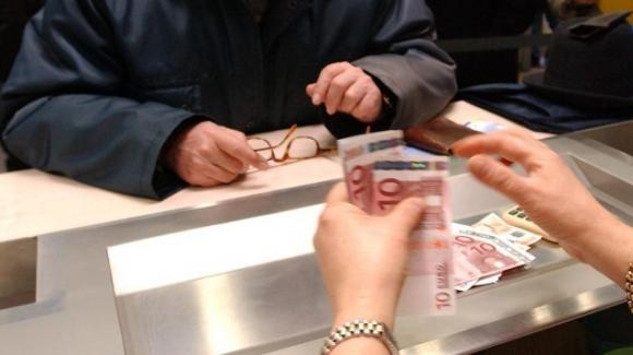Pensioni, oltre 5 milioni i pensionati sotto i 1.000 euro al mese