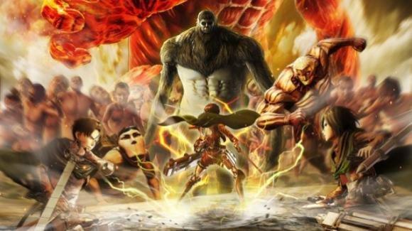 """""""A.O.T. 2: Final Battle"""": l'ultima battaglia contro i giganti con missioni ed oggetti nuovi"""