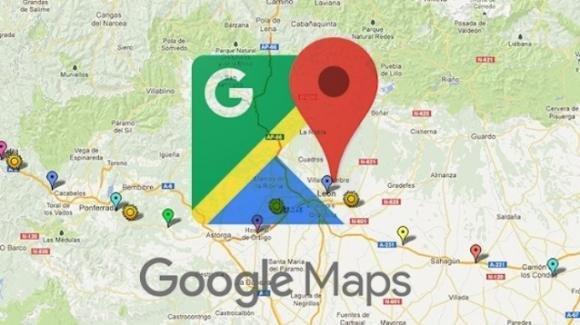Google Maps: punti alle Guide Locali per gli elenchi di luoghi preferiti, segnalazioni di bike-sharing e toilette