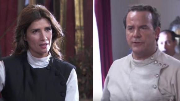 Una Vita, anticipazioni spagnole: Arturo svela il suo dramma a Silvia