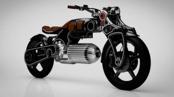 Curtiss Hades: il diabolico dio delle moto naked, ora elettriche, sfreccerà su strada nel 2020