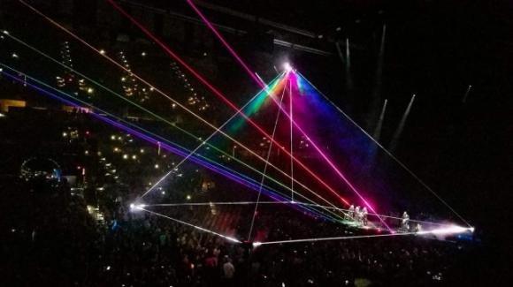 I Pink Floyd al cinema il 7, 8 e 9 ottobre con i loro più grandi successi