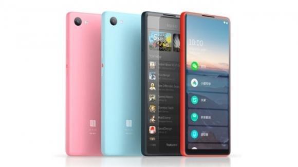 QIN AI Life 4G: in arrivo lo smartphone 4G con funzione di telecomando per la domotica Xiaomi