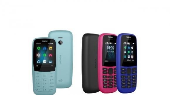 Nokia rompe gli indugi, e porta sul mercato due nuovi feature phone