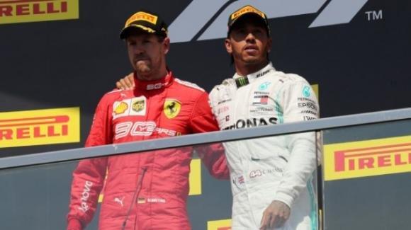 Lewis Hamilton è convinto che Sebastian Vettel riuscirà a riprendersi