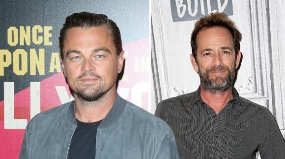 """Leonardo DiCaprio a proposito di Luke Perry: """"È stata una tragica perdita"""""""