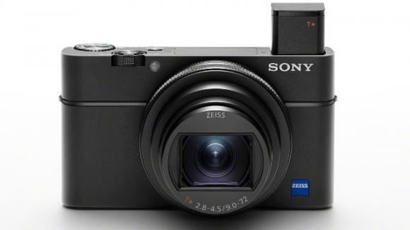 Sony RX100 VII: fotocamera compatta con riprese in 4K e raffiche da 20 a 90 fps