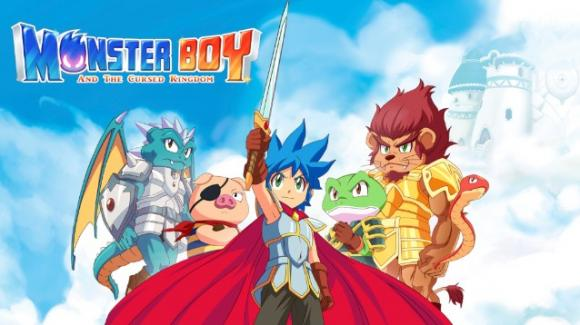 """Monster Boy and the Cursed Kingdom"": il classico targato Westone, in una nuova avventura, non tramonta mai"