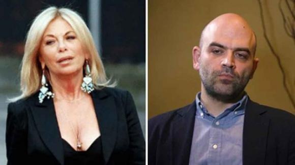 """Carabiniere ucciso a Roma, Rita Dalla Chiesa contro Saviano: """"Toglietegli la scorta"""""""