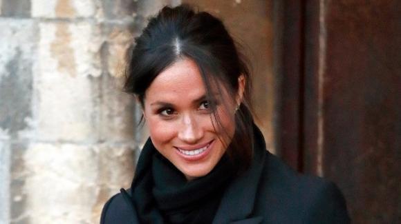 Meghan Markle, la duchessa di Sussex torna a lavorare