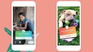 Instagram: sbarca in Italia lo sticker per effettuare le donazioni