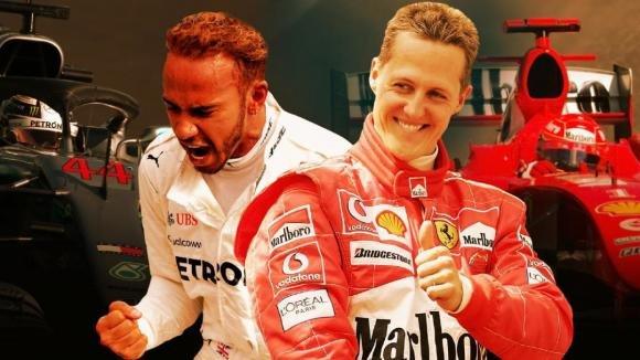 Ecco perché Nico Rosberg gioirebbe se Hamilton dovesse battere i record di Schumacher