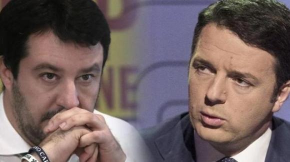 Renzi attacca Salvini per lo scandalo sulla moto d'acqua, ma chiede di lasciare stare il figlio