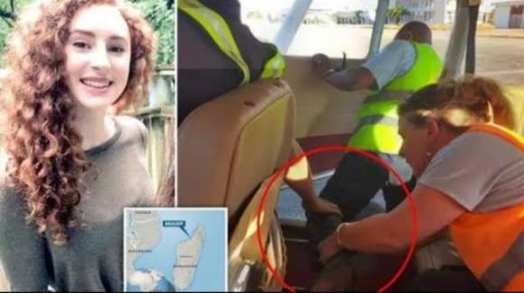 Madagascar, studentessa inglese si lancia nel vuoto da un aereo: la storia di Alana Cutland