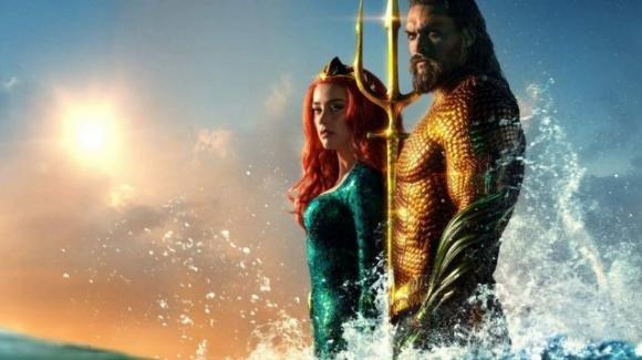 Aquaman 2: l'uscita del sequel nel dicembre 2022