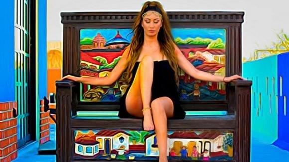 """Daniela Pedali: la Mariah Carey italiana torna con """"Ritmo Diablo"""" feat. Andrea Dessì"""