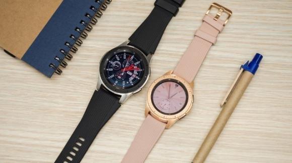 Galaxy Watch Active 2: ufficiale lo smartwatch Samsung con ghiera digitale ed ECG in arrivo
