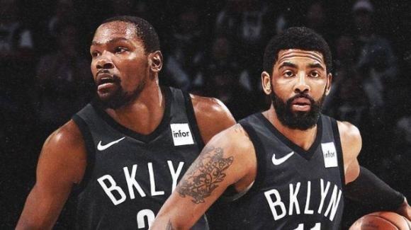 NBA, anteprima 2019-2020. Brooklyn Nets: super colpo con la coppia Irving-Durant