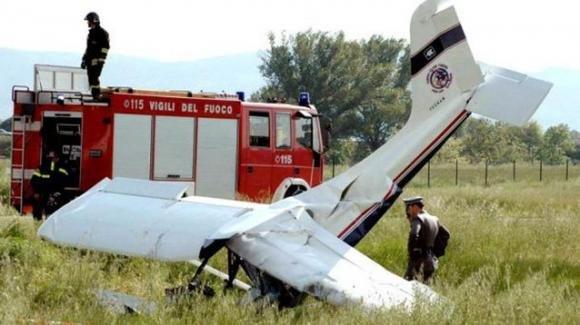 Schianto aereo sul Monte ligure Carmo di Loano: deceduti pilota e passeggero