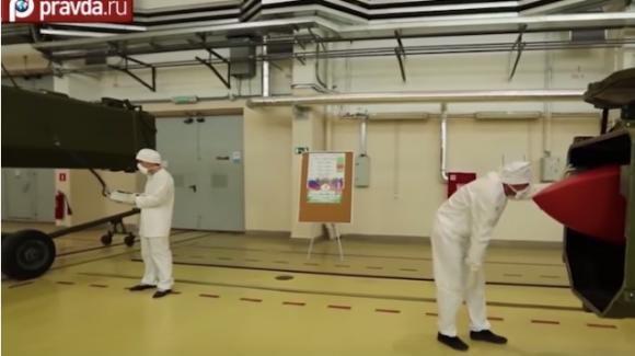 Russia: grave incidente nucleare con impressionanti picchi di radiazioni
