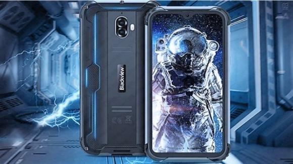 Blackview BV5900, in arrivo il nuovo rugged phone con maxi batteria e dual cam