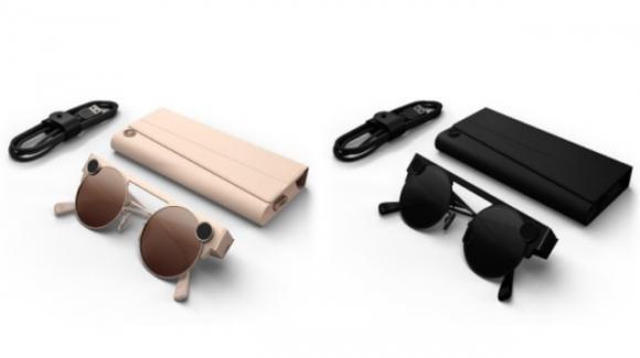 Spectacles 3: ufficiali i nuovi smart glass di Snapchat, con 2 fotocamere HD 3D
