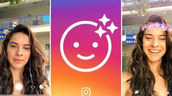Instagram: in rilascio tante novità per i filtri AR
